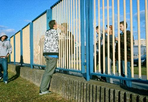 uroczyste otwarcie nowego skateparku przez premiera Ficę. Alejová, 10/ 2008