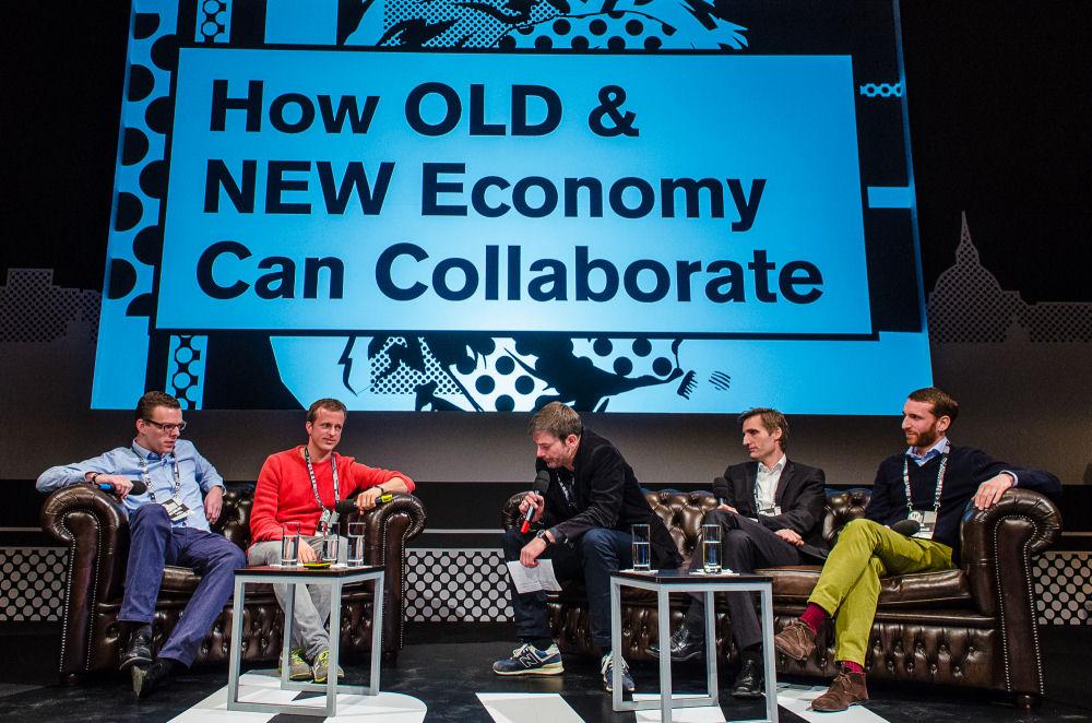 Hy! Summit. Jak nowa i stara gospodarka mogą współpracować. Fot. Dan Taylor