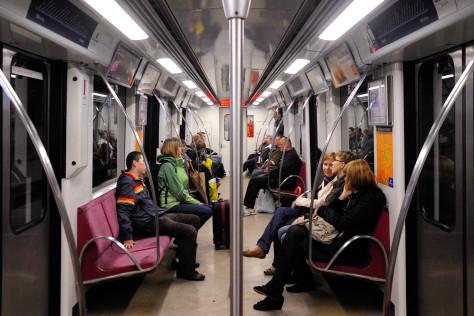 Metro Warszawskie fot. Kuba Bożanowski / Flickr / CC