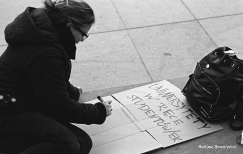 bartek sewrynski protest dyplomy akord
