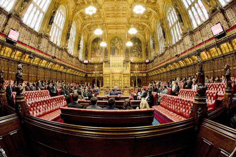 Brytyjska Izba Lordów