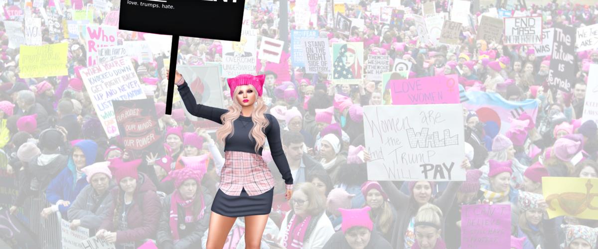 BURSZTA: Women's March a kwestia Flint