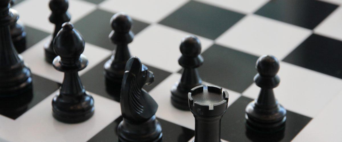 PORAYSKI-POMSTA: Wielki Strateg był szachistą
