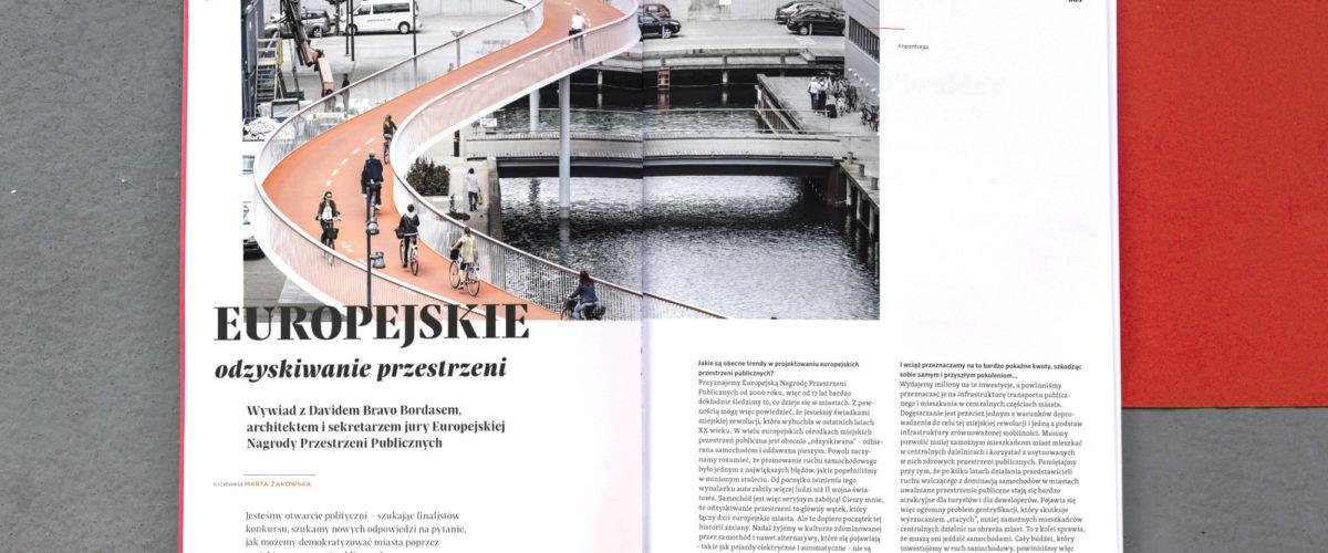 Zapraszamy na nową stronę Magazynu Miasta!