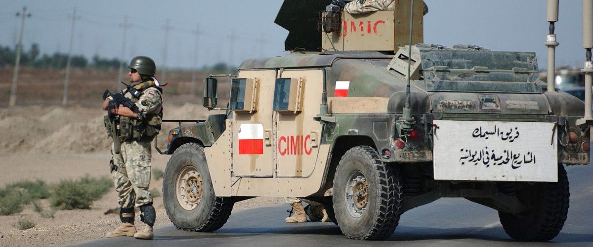 ZABOROWSKI: Polska nie powinna angażować się w konflikt na Bliskim Wschodzie